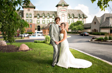 Chateau Hotel Wedding