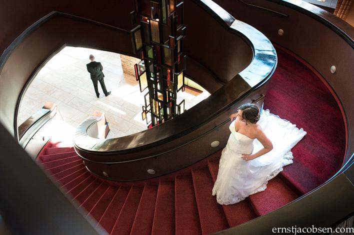Marriott Hotel Wedding Reception Bloomington-Normal IL
