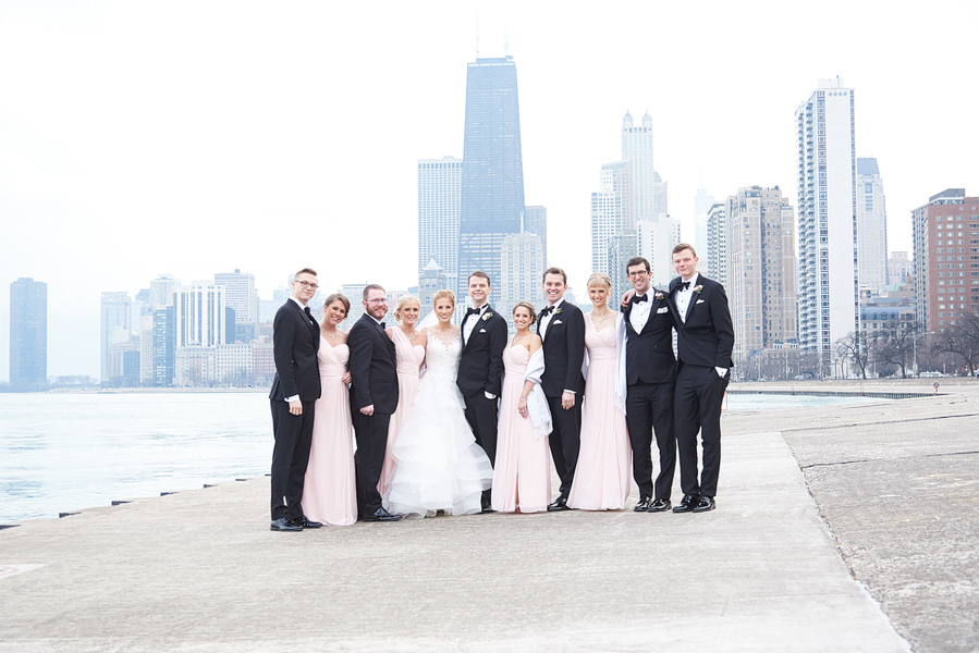 Pazzo's at 311 Chicago Wedding Photos | Chicago IL
