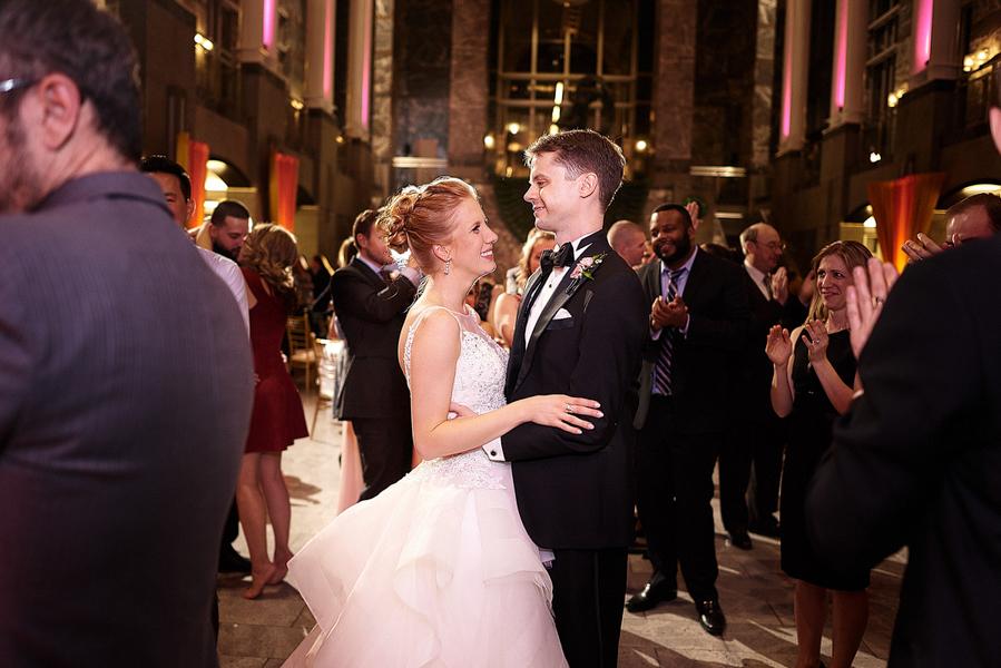 Pazzo's at 311 Chicago Wedding Photos