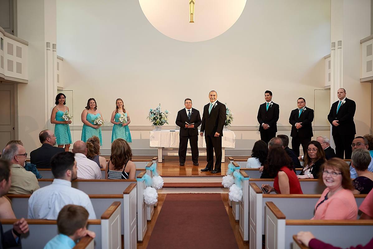 bloomington il wedding illinois wesleyan evelyn chapel