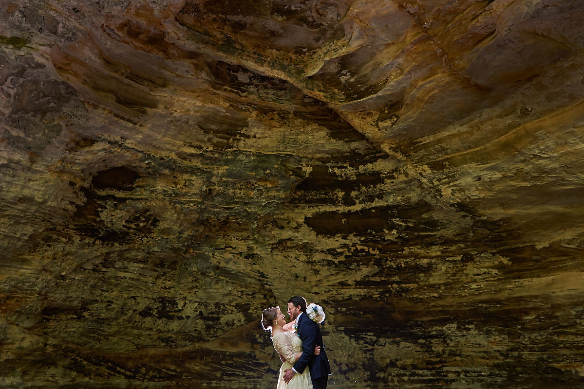 Starved Rock Lodge Wedding | Oglesby Illinois