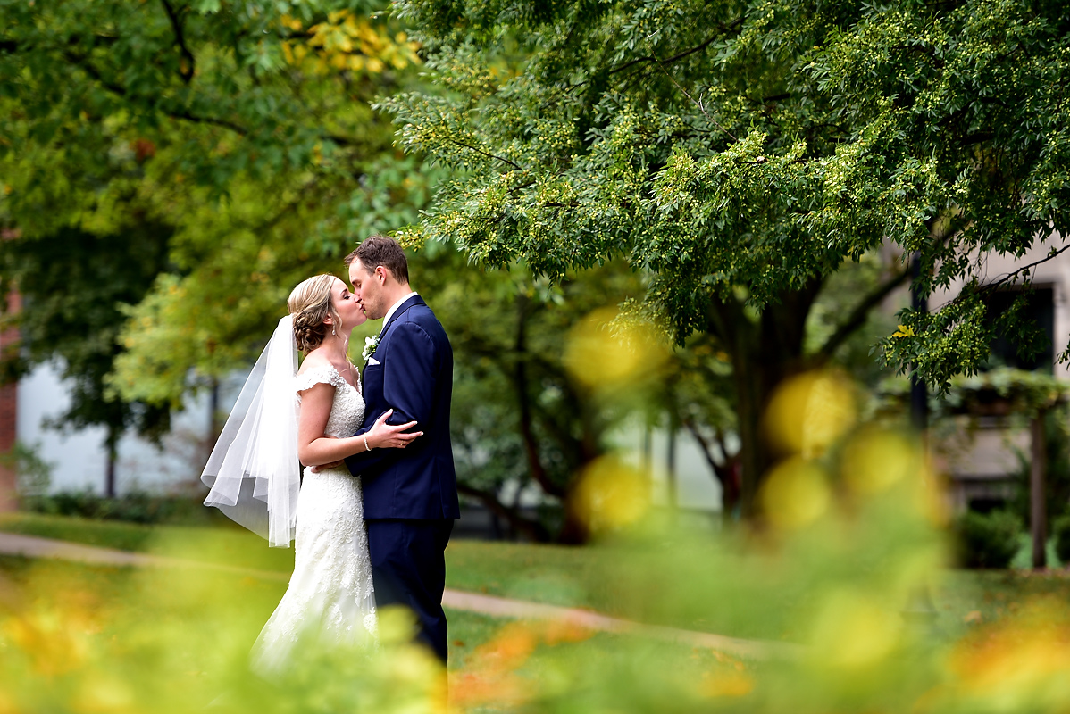 Illinois Wesleyan University Wedding Photos