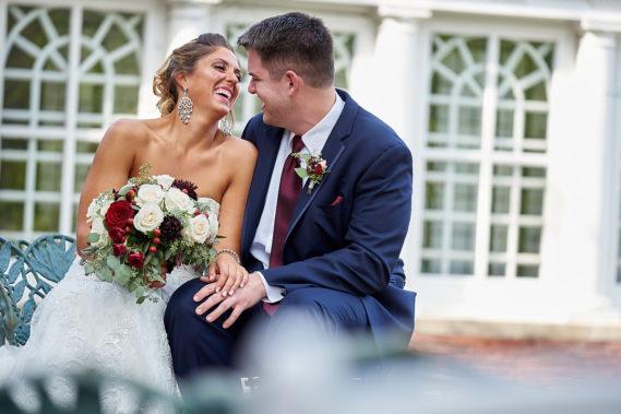 Allerton Mansion Wedding