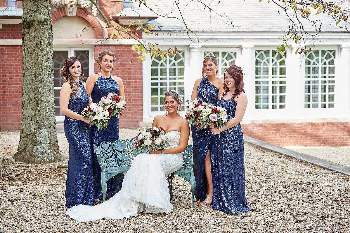 Allerton Mansion Wedding Monticello IL