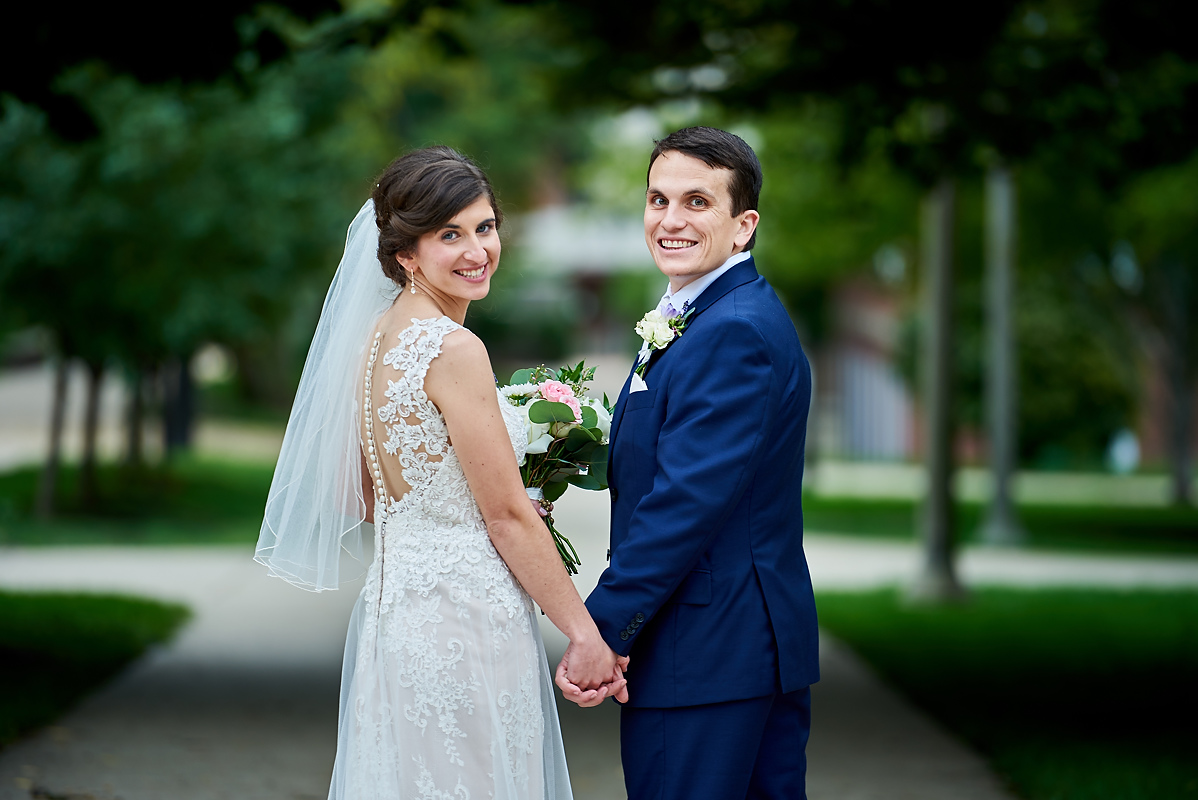 Normal IL Wedding Photographer Illinois State University