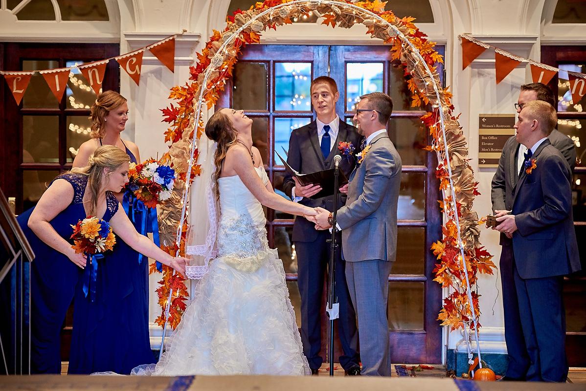 Bloomington Normal IL Wedding Photographer